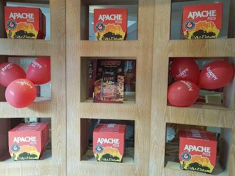 Apache Pizza Restaurant In 53 57 Bachelors Walk Lisburn